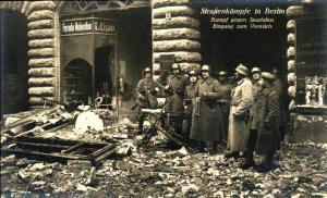 Freikorps- Vorwärts1919
