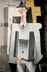 Josef Capek.Mr.Myself1920