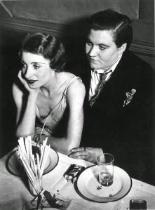 Lesbian couple Monocle Paris1932