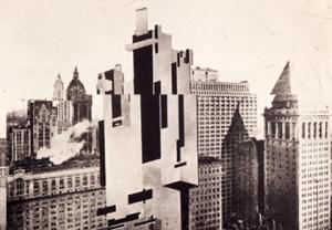 malevich.k.Architekton.Skyscraper
