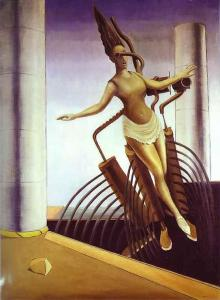 Max Ernst-Equivocal Woman
