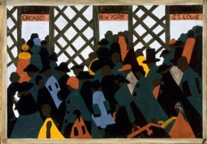migration_Jacob Lawrence1940