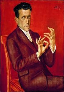 Otto Dix. Lawyer H Simons