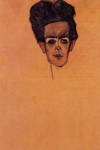 Self1910 -Egon Schiele