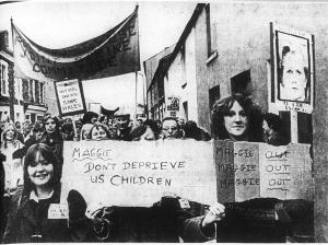 Thatcher 1980 Steel Strike
