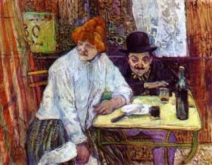 Toulouse-Lautrec, Last Crumbs