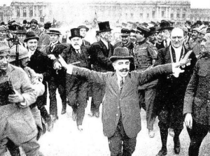 Treaty of Versailles1919
