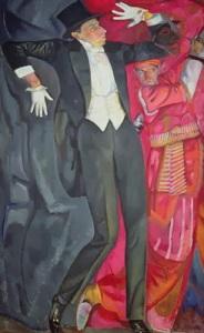 Boris Dmitrievich Grigoriev1916