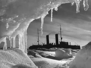 Dmitry Debabov, Krasin ice-breaker arctic1936