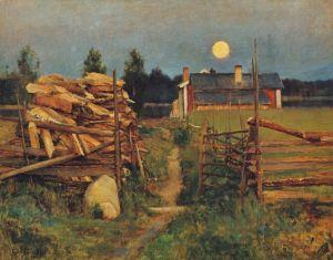Eero Järnefelt1889