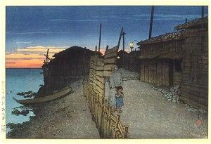 Hasui Kawase aikawa