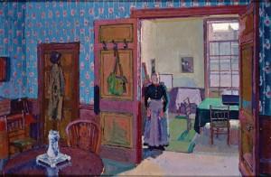 1916 Harold Gilman