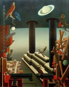 Carl Grossberg, Traumbild Rotor / 1927 - Poe Ae> 1 * uemi Q l e > ne * l e ne > e * l e -