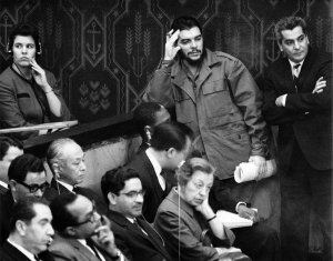 Che Guevara.United Nations14-12-1964