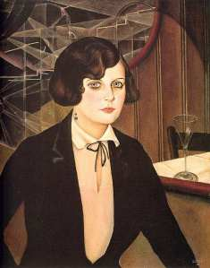 Christian Schad, Lotte1927