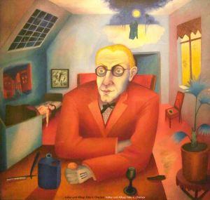 Heinrich Maria Davringhausen1919