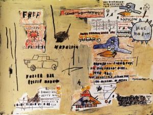 JMichel Basquiat