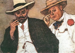 Lajos und Odon by Joseph Rippl-Ronai.jpg