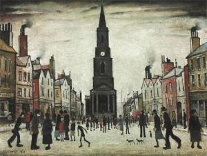 Laurence Stephen Lowry1935