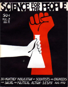 Science for the People1970