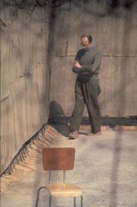 Adolf Eichmann yard cell.Israel1961
