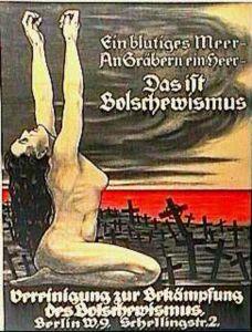 'Gegen Bolschewismus'1919.Otto Von Kursell