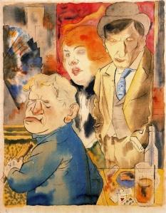 George Grosz.weimar