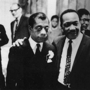James Baldwin -Martin Luther King