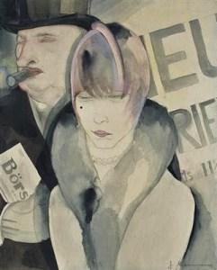 Jeanne Mammen (1890-1976) 1929