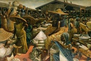 john_biggers_kumasi_market1962