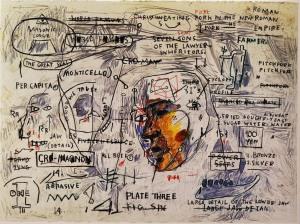 Monticello - Jean-Michel Basquiat