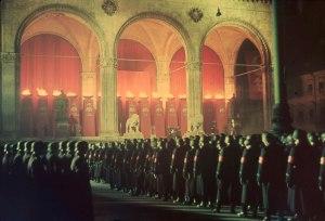 Nazi SS Feldherrnhalle.Munich1938