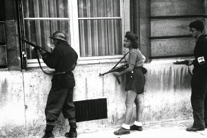 S.Segouin18 year old French Resistance1944