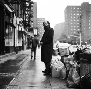 Allen Ginsberg New York1975