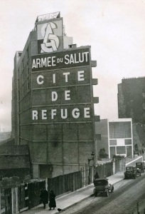 Cite de Refuge -Le Corbusier.Paris1933