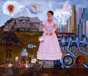 Frida Kahlo1932