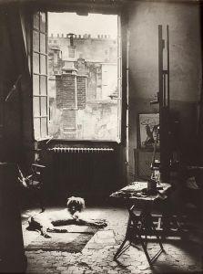 L'atelier de Picasso1940
