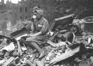 London Blitz1940