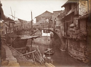 Old City Shanghai1900s