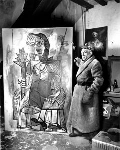 Picasso Paris Studio1944