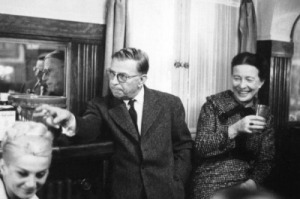 Simone de Beauvoir Jean-Paul Sartre