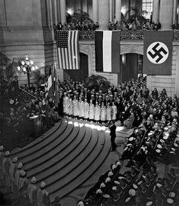 american.nazis.bund.cityHall1935
