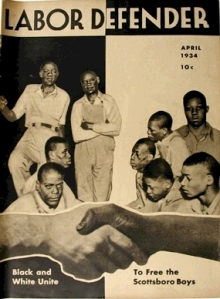 Labor Defender.9Scottsboro Boys