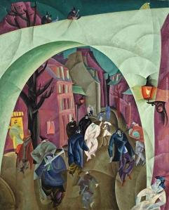 Lyonel Feininger1916