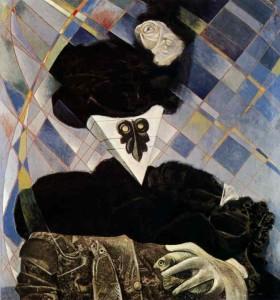 Max Ernst -Euclid1945