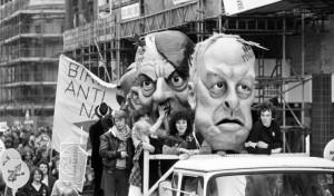 Trafalgar Sq.Carnival-Anti-Nazi League- Rock Against Racism