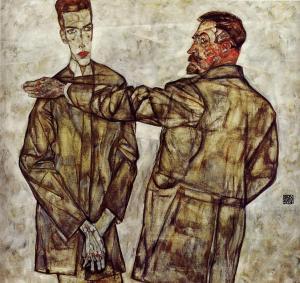 Egon Schiele-1913