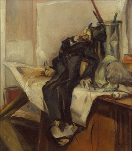 Franz Kline 1940