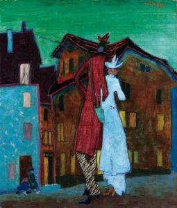 Lyonel Feininger 1908