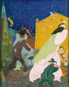 Lyonel Feininger1871-1956